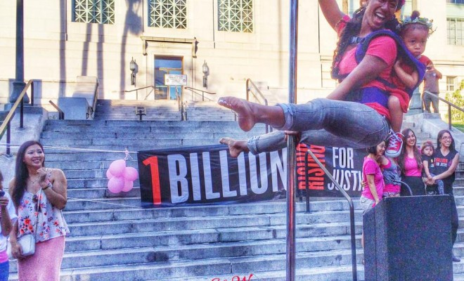 1-billion-rising-pole